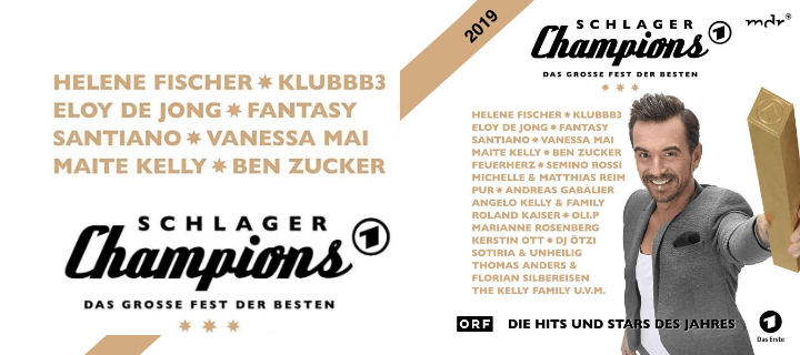 Schlager Champions 2019