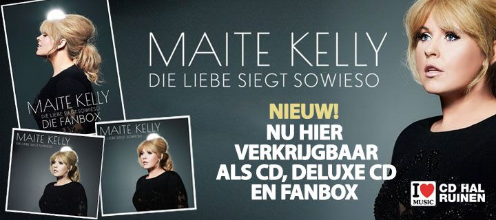 Maite Kelly - Die Liebe Siegt Sowieso