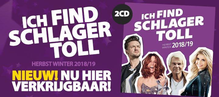 Ich Find Schlager Toll - Herbst / Winter 2018/19