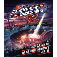 Andreas Gabalier - Best of Volks-Rock'n'Roller - 10 Jahre - Das Jubilaumskonzert - BLURAY
