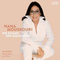 Nana Mouskouri - Die Stimme Der Sehnsucht - Limited Edition Box - 4CD