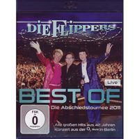 Die Flippers - Best of - Die abschiedstournee 2011 - Blu Ray