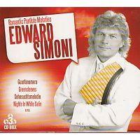 Edward Simoni - Romantic Panflute Melodies - 3CD