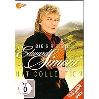 Edward Simoni - Die Grosse Hit Collection - DVD (Panfluit)