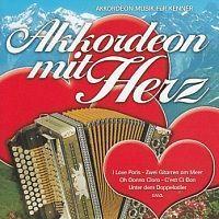 Akkordeon Mit Herz - CD