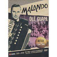 Malando - Ole Guapa - 2CD+DVD (De Tijd Van Toen) Met nog nooit eerder uitgebrachte geluids- en beeldopnamen!