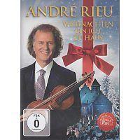 Andre Rieu - Weihnachten bin ich zu Haus - Driving Home For Christmas - DVD