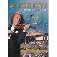 Andre Rieu - Op het Vrijthof - 25 Jaar Johann Strauss Orkest - DVD