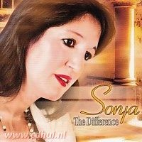 Sonja - The difference - CD