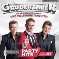 Die Grubertaler - Die grossten Partyhits Vol. 6 - CD