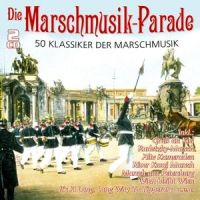 Die Marschmusik-Parade - 2CD
