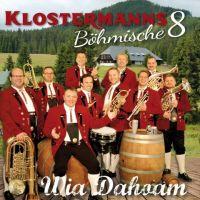 Klostermanns Bohmische 8 - Wia Dahoam - CD