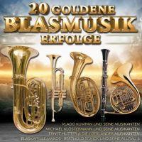 20 Goldene Blasmusik Erfolge - CD