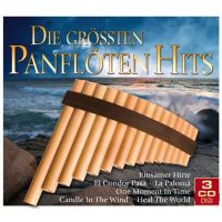 Die Grossten Panfloten Hits - 3CD