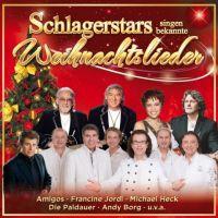 Schlagerstars Singen Bekannte Weihnachtslieder - CD