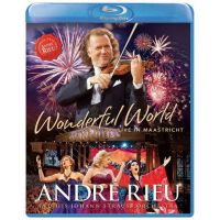 Andre Rieu - Live in Maastricht 2015 - Wonderful World - Blu-Ray