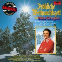 Max Greger - Frohliche Weihnachtszeit - CD
