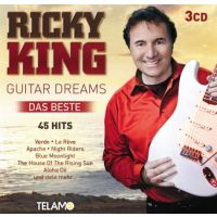 Ricky King - Guitar Dreams - Das Beste - 3CD
