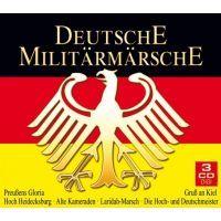 Deutsche Militarmarsche - 3CD