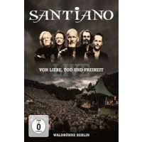 Santiano - Von Liebe, Tod Und Freiheit - Live - DVD