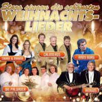Stars Singen Die Schonsten Weihnachtslieder - CD