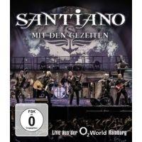 Santiano - Mit Den Gezeiten - Live aus der O2 World Hamburg - Blu-Ray