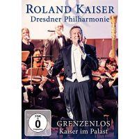 Roland Kaiser - Grenzenlos - Kaiser Im Palast - DVD