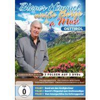 Blauer Himmel, Weisse Berge & A Musi - Osttirol - 3DVD