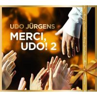 Udo Jurgens - Merci Udo 2 - Limierte Christmas Edition - 3CD