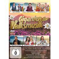 Giganten Der Volksmusik - DVD