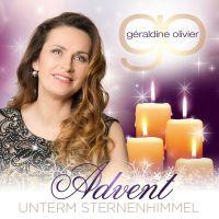 Geraldine Olivier - Advent Unterm Sternenhimmel - CD