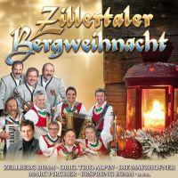 Zillertaler Bergweihnacht - CD