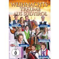 Weihnachtstraume Aus Sudtirol - DVD