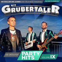 Die Grubertaler - Die Grossten Partyhits Vol. 9 - CD