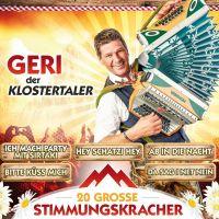 Geri der Klostertaler - 20 Grosse Stimmungskracher - CD