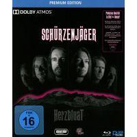 Schurzenjager - Herzbluat - CD+Blu-Ray