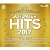 Schlager Hits 2017 - 3CD+DVD