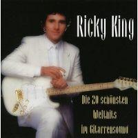 Ricky King - Die 20 Schonsten Welthits Im Gitarrensound - CD