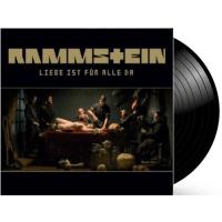 Rammstein - Liebe Ist Fur Alle Da - Limited Edition - 2LP