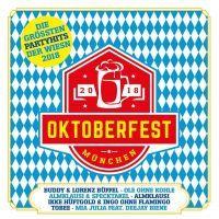 Oktoberfest Munchen 2018 - 2CD