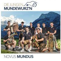 Die Jungen Mundewurz'n - Novus Mundus - CD