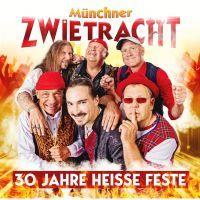 Munchner Zwietracht - 30 Jahre Heisse Feste - CD