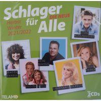 Schlager Fur Alle - Die Neue - Herbst Winter 2021/2022 - 2CD