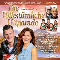 Die Volkstumliche Hitparade Herbst 2021 - 2CD