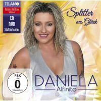 Daniela Alfinito - Splitter Aus Gluck - Deluxe Edition - CD+DVD