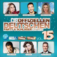 Die Offiziellen Deutschen Party & Schlager Charts Vol. 15 - 2CD