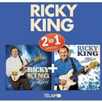 Ricky King - 2 In 1 - 2CD