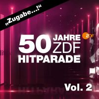 50 Jahre - ZDF Hitparade - Vol. 2 - 3CD