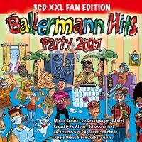 Ballermann Hits - Party 2021 - XXL Fan Edition- 3CD