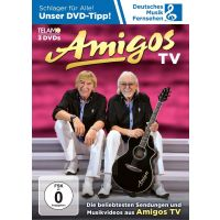 Amigos - Amigos TV - 3DVD